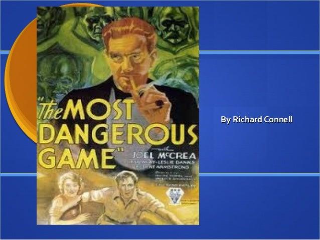 Most dangerous game vocab