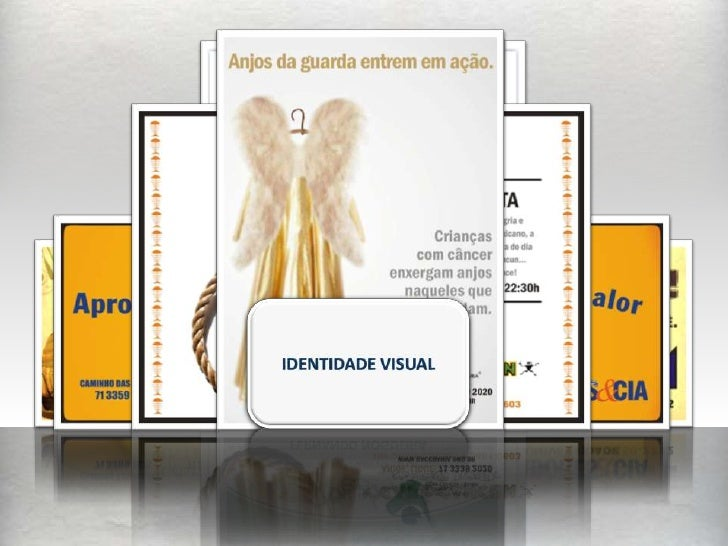MOSTRA DE<br />TRABALHOS<br />FERNANDO NOGUEIRA<br />CAMPANHAS<br />IDENTIDADE VISUAL<br />
