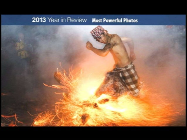 Most shocking images of 2013