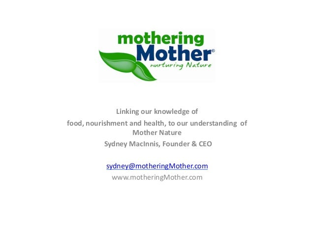 mothering Mother