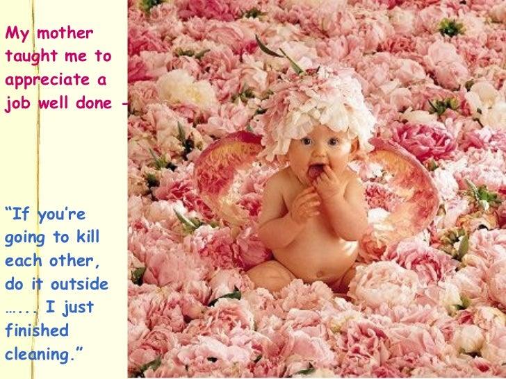 Mothers Wisdom