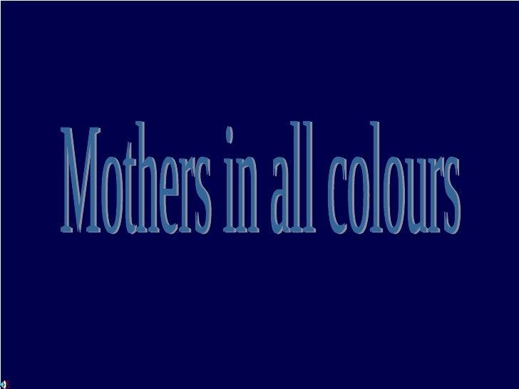 Mothersincolors