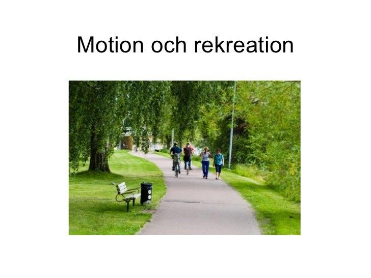 rekreation