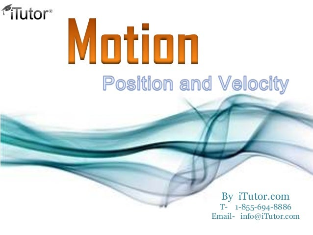 By iTutor.com T- 1-855-694-8886Email- info@iTutor.com