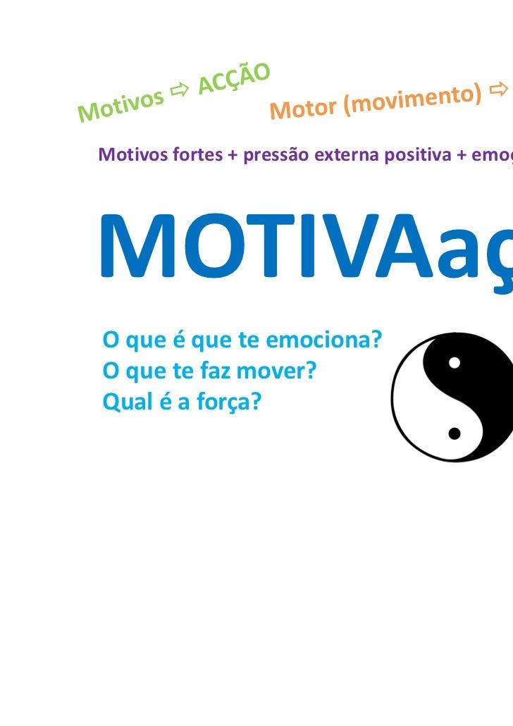 Motivação