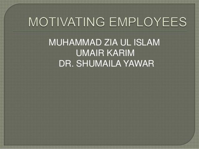 MUHAMMAD ZIA UL ISLAM     UMAIR KARIM DR. SHUMAILA YAWAR
