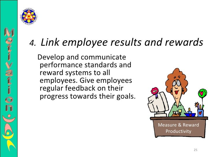 employee ownership motivation and productivity Often the results of an employee's work vs time spent don't exactly match up here are a few tips to improve efficiency, engagement and productivity in the workplace.