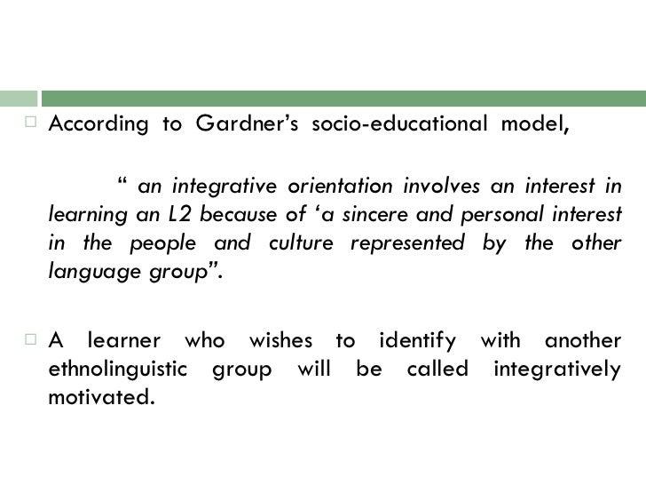 integrative and instrumental motivation pdf