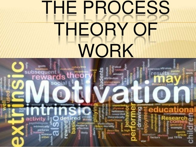 THE PROCESS THEORY OF WORK