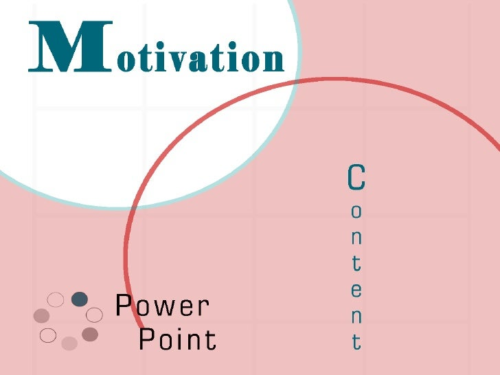 Motivation powerpoint130