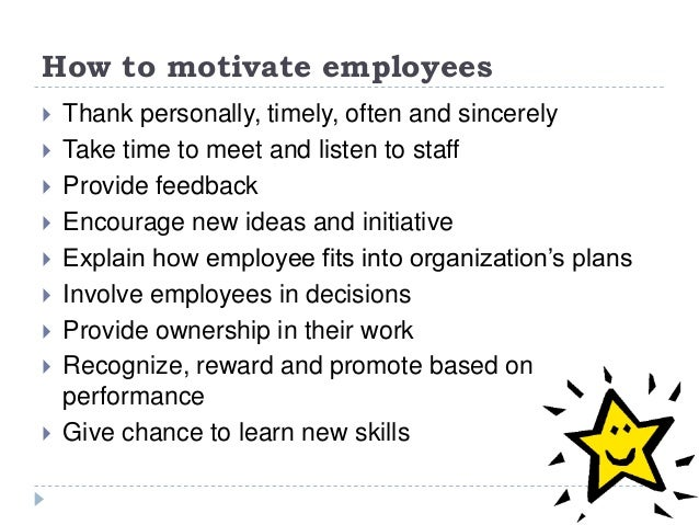 a research about employeess motivation in their work Money is a crucial incentive to work motivation it is a medium of exchange and the means by which employees can purchase things to satisfy their needs and desires it also serves as a scorecard by which employees assess the value that the organization places on their services employees can also compare their value to others based on.