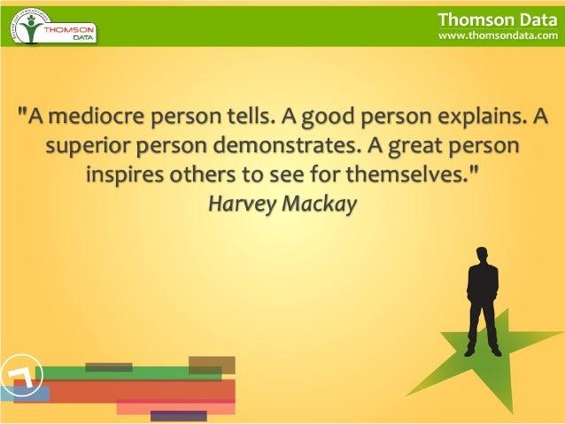 Presentation Quotes