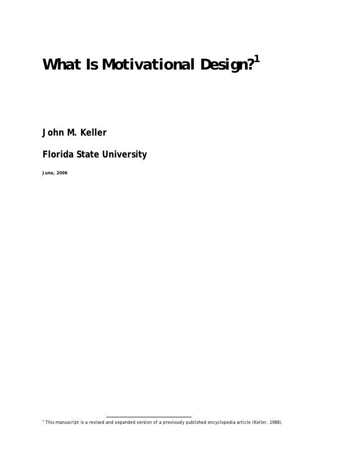 Motivational design rev 060620