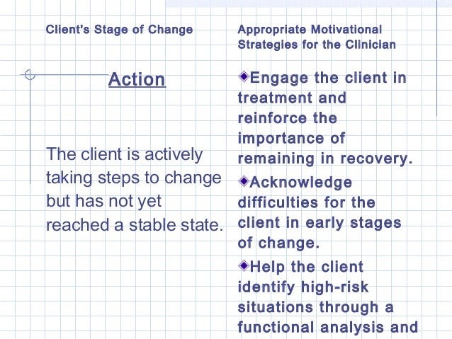motivational interviewing research paper Motivational interviewing and relational approaches were cited as beneficial for fostering engagement with involuntary clients, a view that is consistent with previous research.