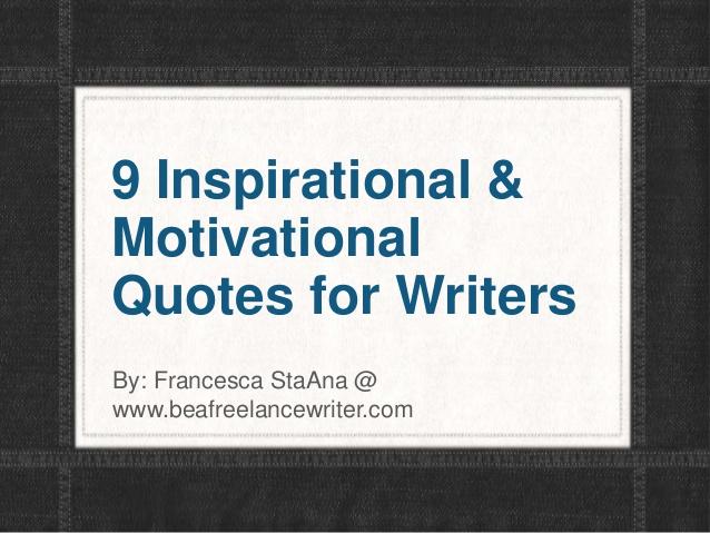 Motivational quotes for essay writing View | www jamadagni com