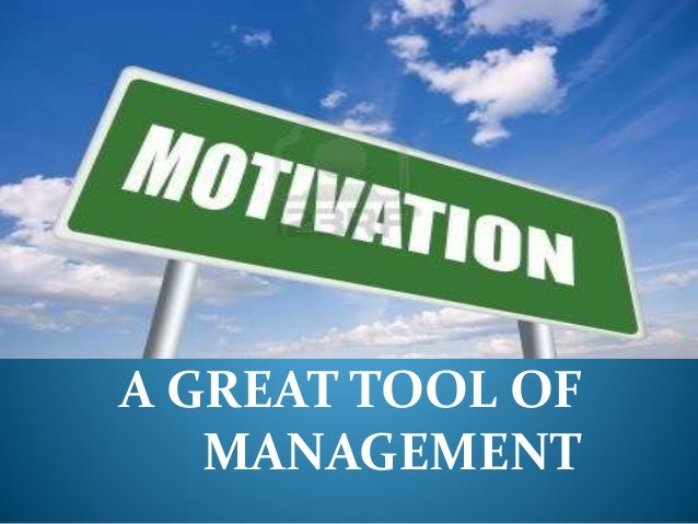 remuneration as a managers tool to motivation Does compensation motivate employees how can i motivate many employers believe that an excellent compensation package holds the key to employee engagement and motivation effects of compensation on employees the leader in compensation management.