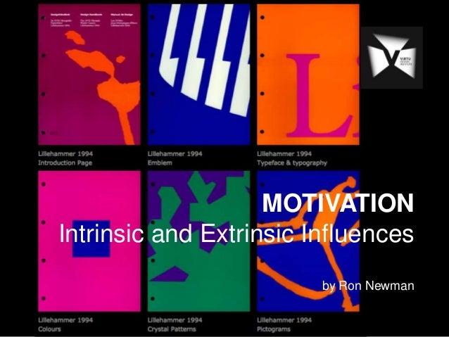 Motivation intrinsic extrinsic pres