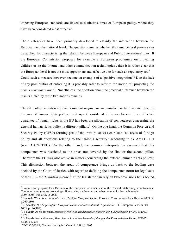 europeanization case essay This article argues that a discursive–sociological approach to study europeanization is particularly  the case in studies on the impact  an essay on the.