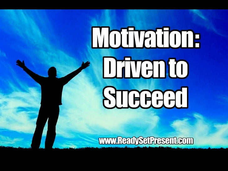 Motivation Movie Ppt Version Sample