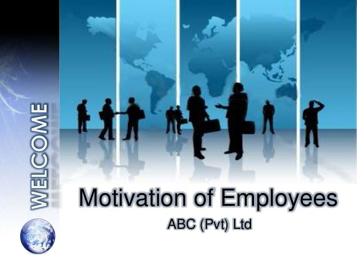 a discussion on the companies methods of motivating employees Òstrategies for motivating employees ó © 2008 skills4, inc  learn about non-monetary methods of staff recognition and  ceo income at the fortune 30 companies.