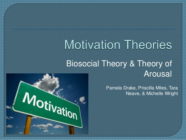 Motivation theoriesltppt