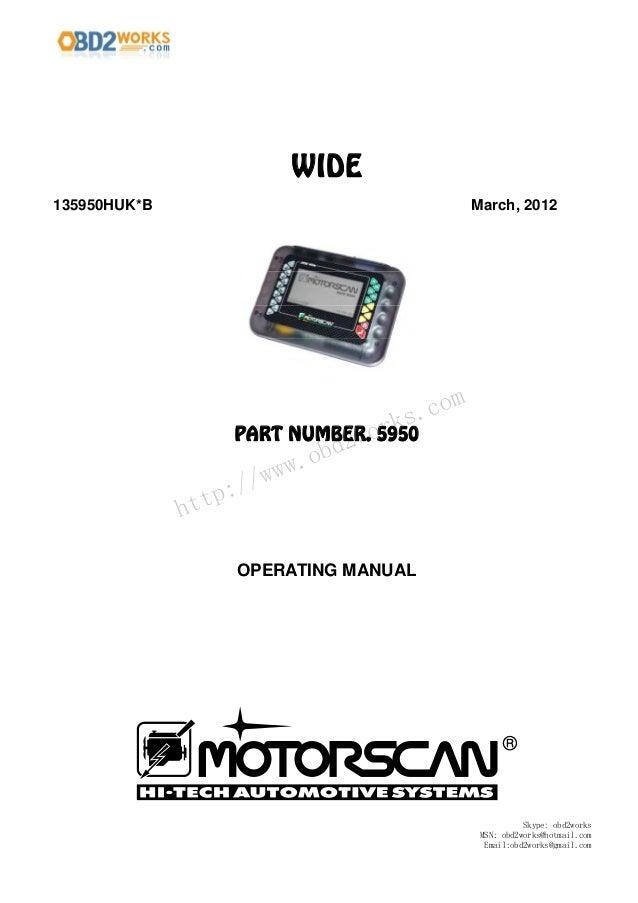 Moto 7000tw-motorcycle-scan-tool-manual-135950huk-b