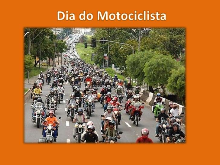 Dia do Motociclista<br />