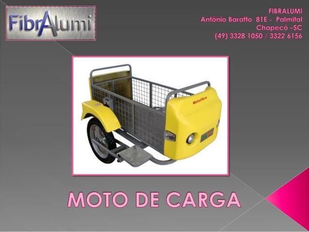 Moto de carga, Sidecar