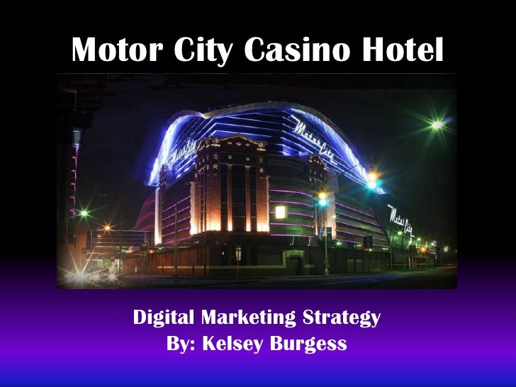 Motor city casino hotel nmdl for Motor city hotel casino