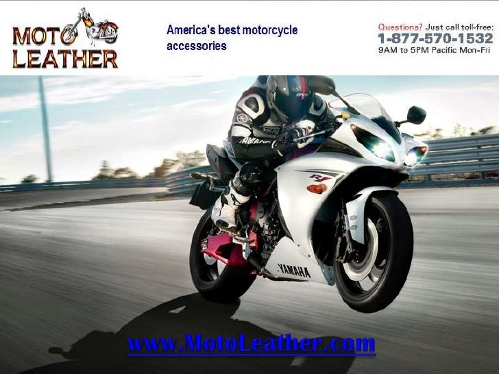 Motorcycle accessories for a great change