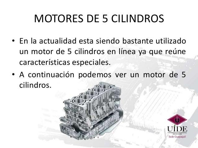 Motores 5 6 8 Cilindros Uide Mci