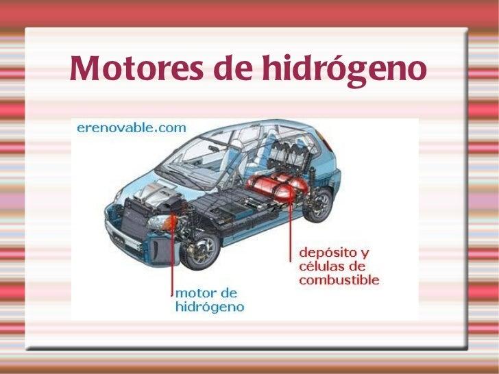Motores de hidrógeno estefania y amalia