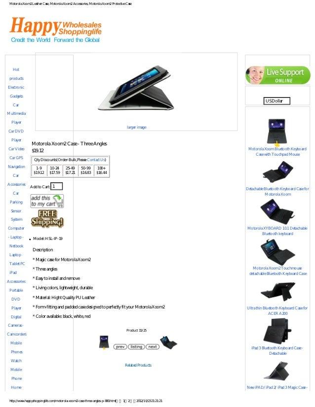 Motorola Xoom2 Leather Case, Motorola Xoom2 Accessories, Motorola Xoom2 Protective CaseCategories                         ...