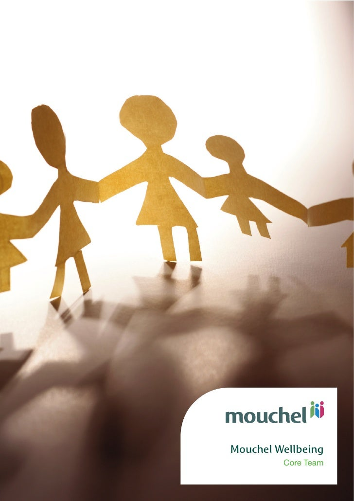 Mouchel Wellbeing          Core Team