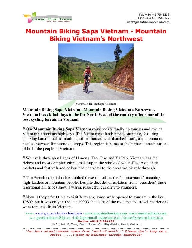 Mountain biking sapa vietnam   mountain biking vietnam's northwest