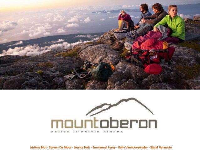 Mount oberon emailmarketing