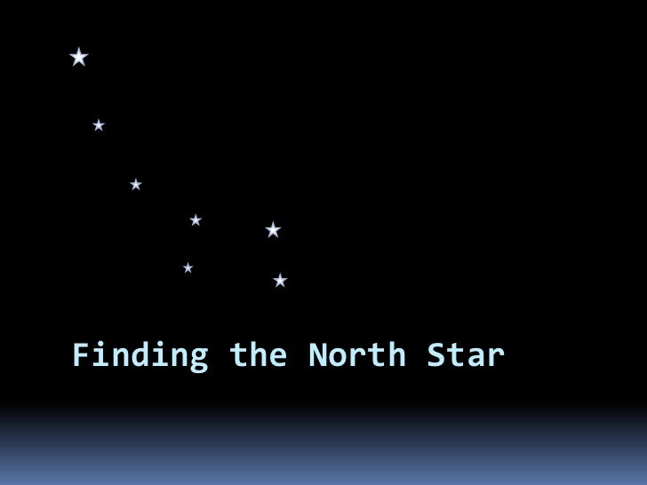 Mouse mischief find the north star