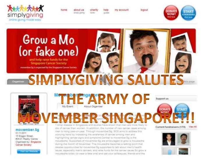 Movember Singapore Gala Party Wrap-Up
