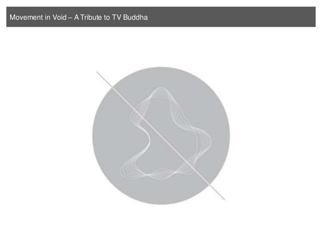 Movement in Void - A Tribute to TV Buddha