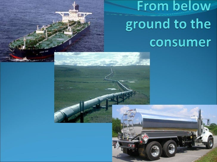 Movement of oil ppt