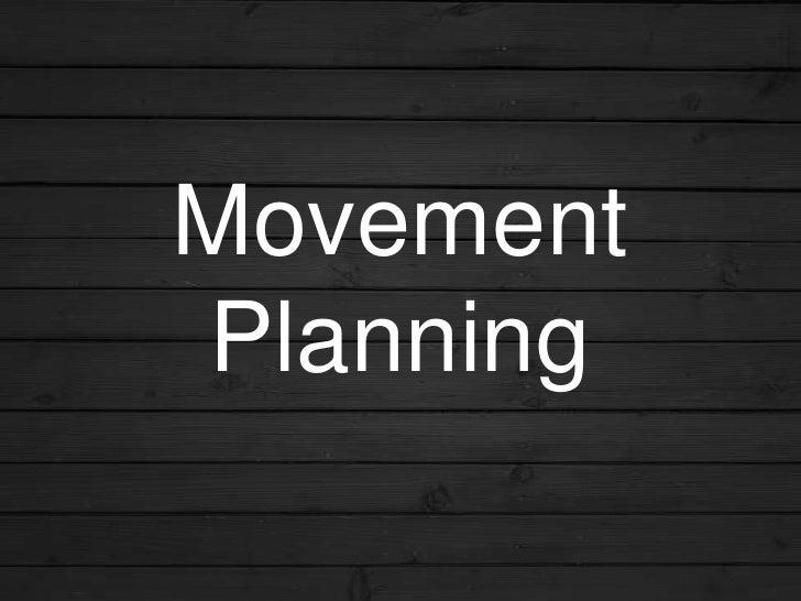 MovementPlanning