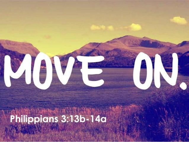 Philippians 3:13b-14a