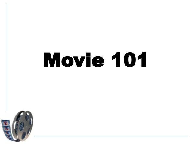Movie 101 les 1 shot types