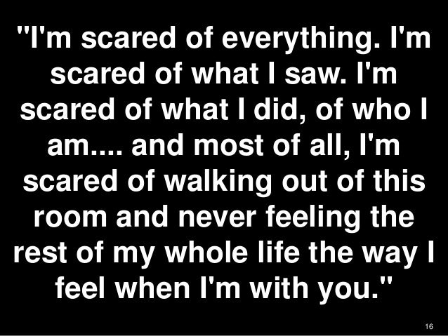 im not scared quotes Im not afraid quotes - 1 im not perfect but i'm not afraid to admit it i can say i'm wrong if its taken the wrong way but i need you to meet me halfway read more quotes and sayings about im not afraid.