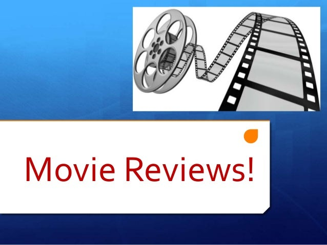 Movie review lesson