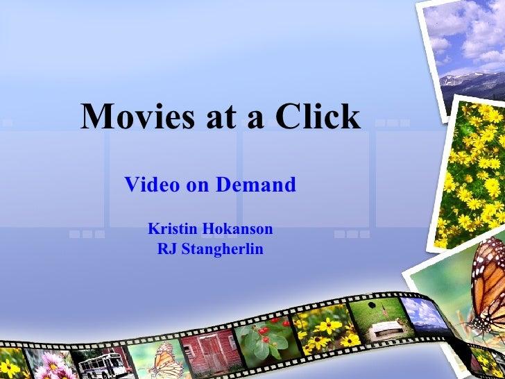 Movies At A Click Version 3