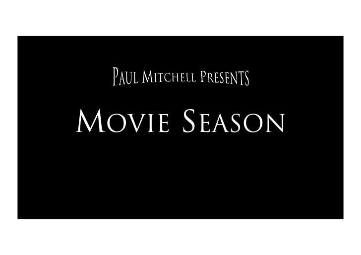 Movie Season Presentation