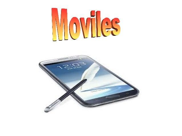 En los últimos años los móviles táctiles han invadido elmercado mundial. Unos de los nuevos son los siguientes:➢Samsung Ga...