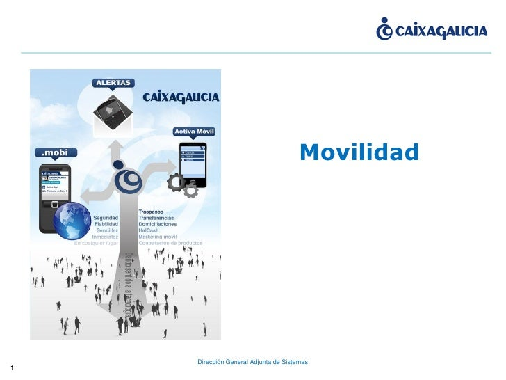Movilidad    Dirección General Adjunta de Sistemas1