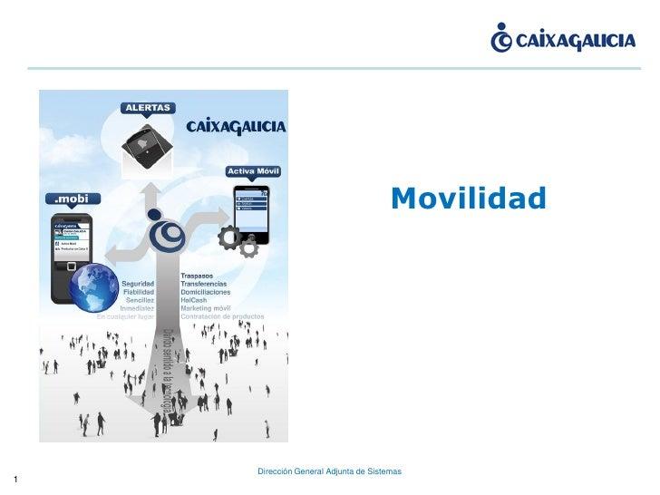 Movilidad 2010
